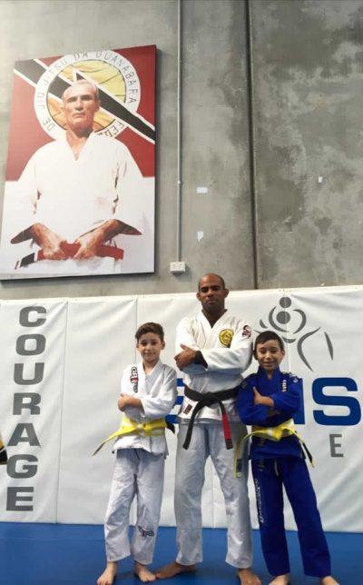ivan voronoff and kids brazilian jiu jitsu