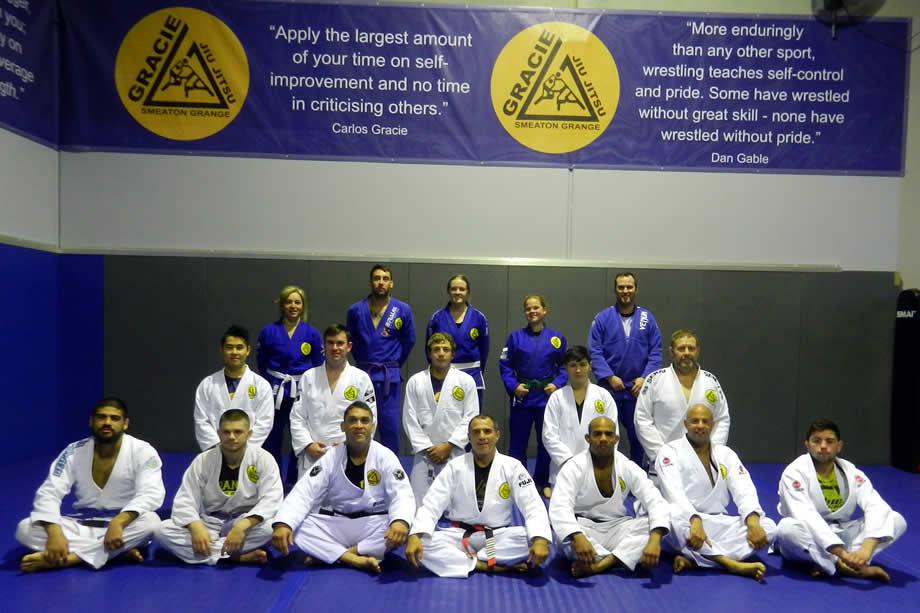 master royler gracie seminar bjj 2017 and ivan voronoff